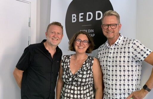 BEDD får ny daglig leder