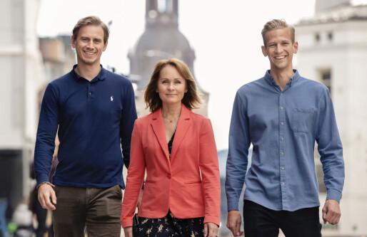 Investinor investerer 20 millioner i Skyfall Ventures nye fond. Nå er fondet på 70 millioner.