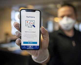 Ny stopp for smittestopp-appen