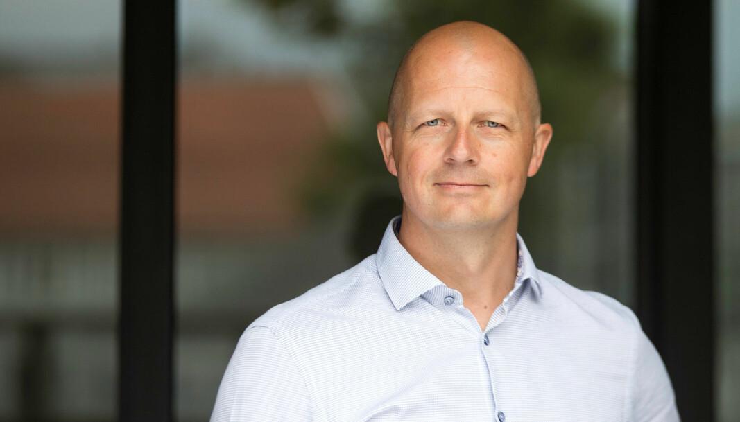 Pål Reinert Bredvei hentet 100 millioner kroner da han var sjef i Documaster. Nå har han hentet 7,8 millioner til sin nye startup Adminkit.