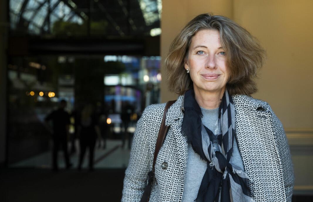 Silvija Seres er administrerende direktør i Technorocks, og gründer av Lørn.Tech.