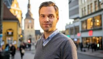 Rune Carr, forretningsutvikler i Schibsted.