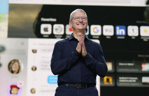 Apple og Irland vant over EU-kommisjonen i skattesak