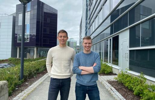 Med én enkelt knapp finner Tromsø-gründerne relevant forskning for deg: Sikret investor-kapital i rekordfart