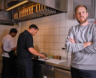 Livly kaster seg på global trend: Leverer mat fra et «cloud kitchen»