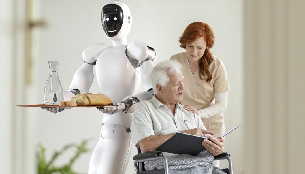 Slik ser Halodi Robotics for seg at Eve-roboten skal fungere.
