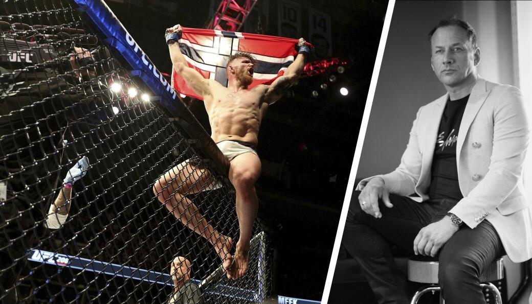 Svein Arne Sørgård og ACX skal gi fansen mulighet til å lytte til den samme spillelista som UFC-stjerne Emil Meek lytter til mens han trener