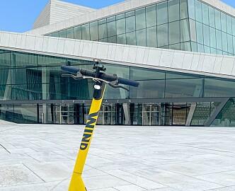 Ny sparkesykkelaktør i Oslo
