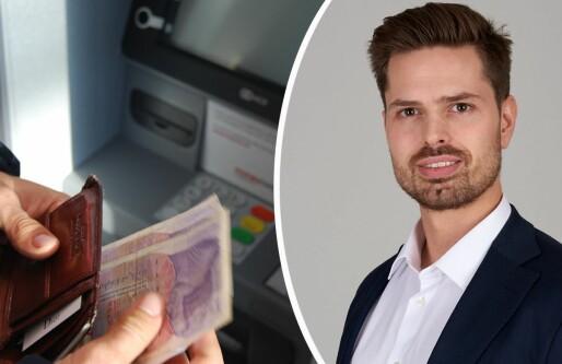 «Det opererer over 100 banker i Norge. At hver av dem tror at de skal 'vinne' kampen om kundeflaten i en digital verden, er mildt sagt naivt»