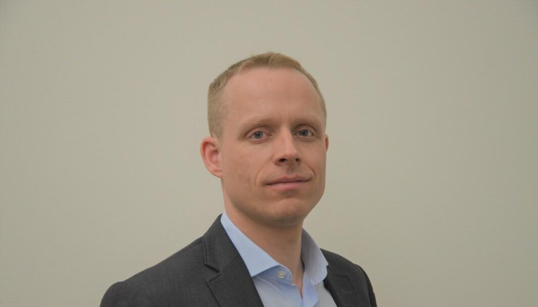 Bård Myrstad er daglig leder i Simplifai