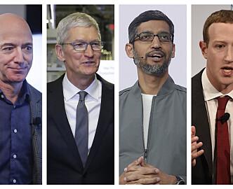 Knalltall for tech-gigantene: Lar seg ikke påvirke av Covid-19
