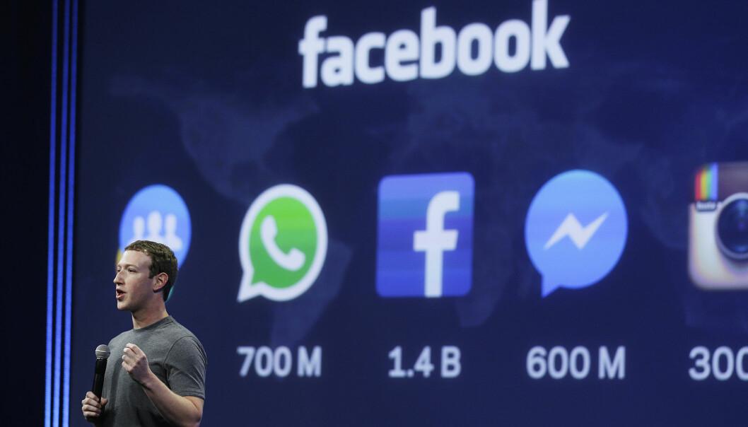 Facebook-sjef Mark Zuckerberg ber om nye regler for nettgigantene.