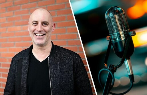 NRK, DNB og svensk podcast-stjerne tester eks-Huddly-sjefens nye lyd-teknologi