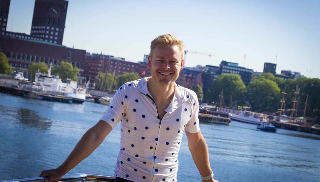 Startup Manager i Oslo Business Region, Jørn Haanæs