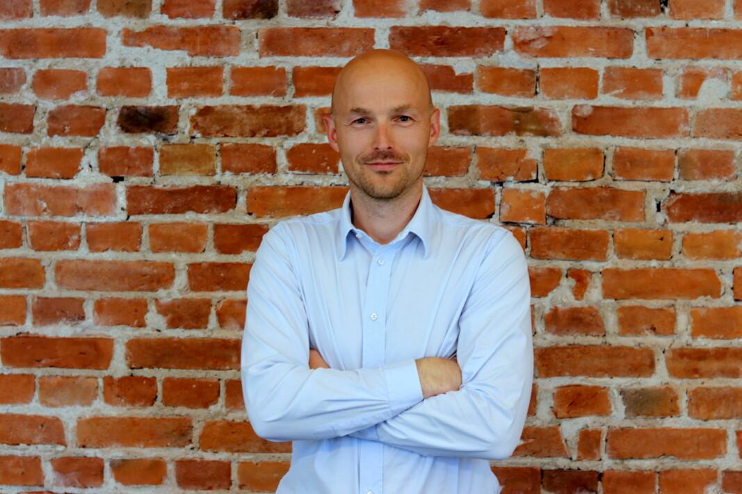 EU satser over 70 millioner kroner på startupen til Kjetil Meisal.