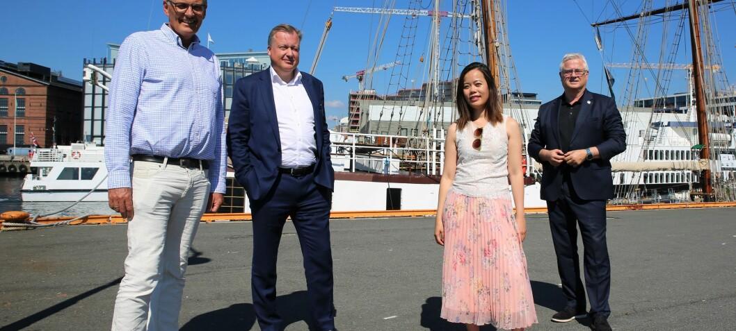 Ny havtech-bølge over Norge: Argentum øker innsatsen og styrker samarbeidet med eliteuniversitet og næringsklynge
