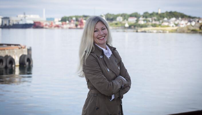 Siri Kalvig er sjef for Nysnø.