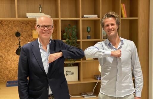 Nå skal ex-sjefen til Google Norge hjelpe Ordr med å skalere internasjonalt