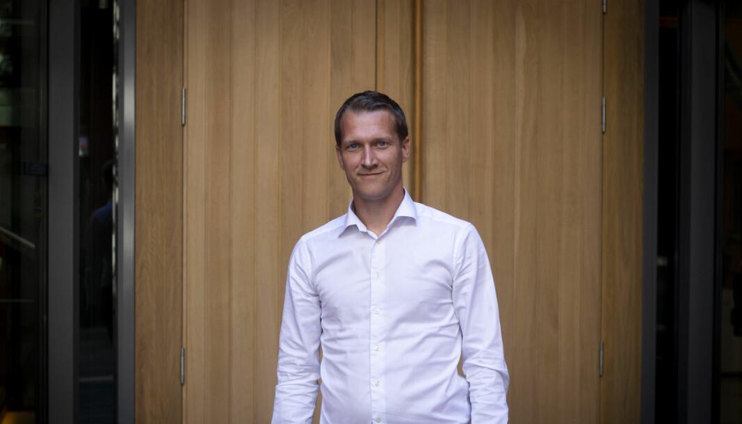 Carl Ivarsson bygger eget selskap basert på erfaringene fra byggekjempen Mestergruppen.