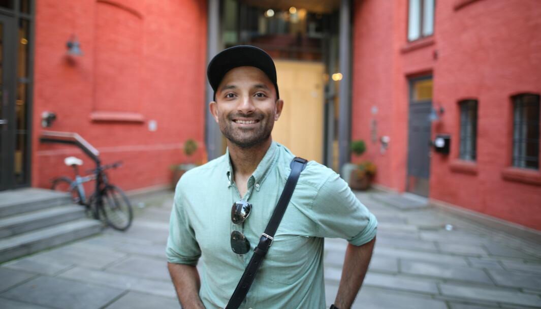 Israr Khan er produkt- og teknologi-direktør i Aprila Bank.
