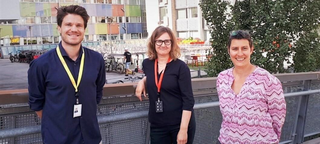 De utvikler Oslos nye boltreplass for fremkomstmidler du ikke har sett før