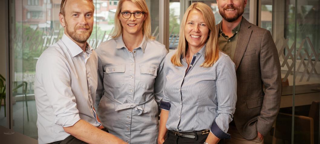 De hjelper husbyggere å få orden i håndverkerkaoset:Nå spikrer Fonn en investering på 30 millioner kroner