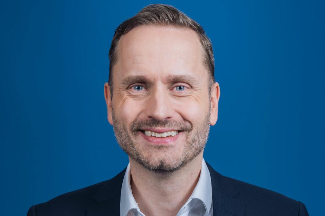 Snorre Storset er administrerende direktør for Nordea Norge.