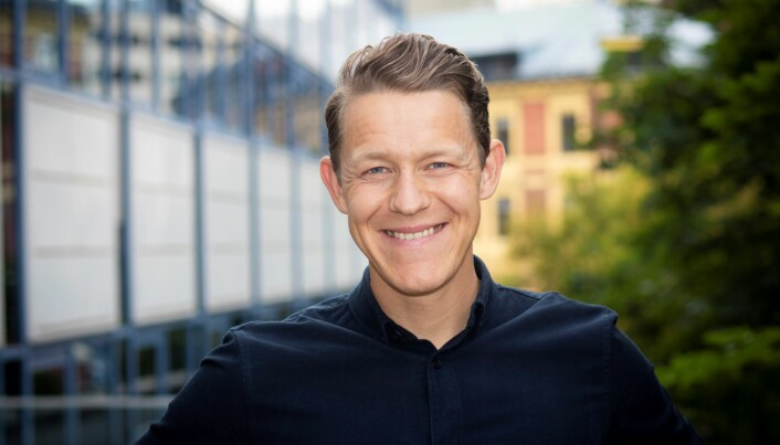 Eirik Husby Dyrset var medgründer i Flowmotion. Nå er han medgründer og utviklingssjef i konsulent-startupen Yallow Life Science.