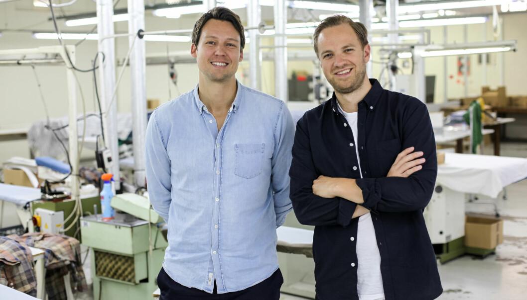 Martin Steffensen og Kristoffer Liabø gjør hobbyen til fulltidsjobb når de satser for fullt på MediumTall