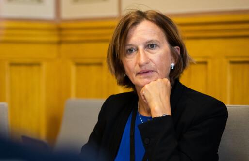 Stort cyberangrep mot Stortinget