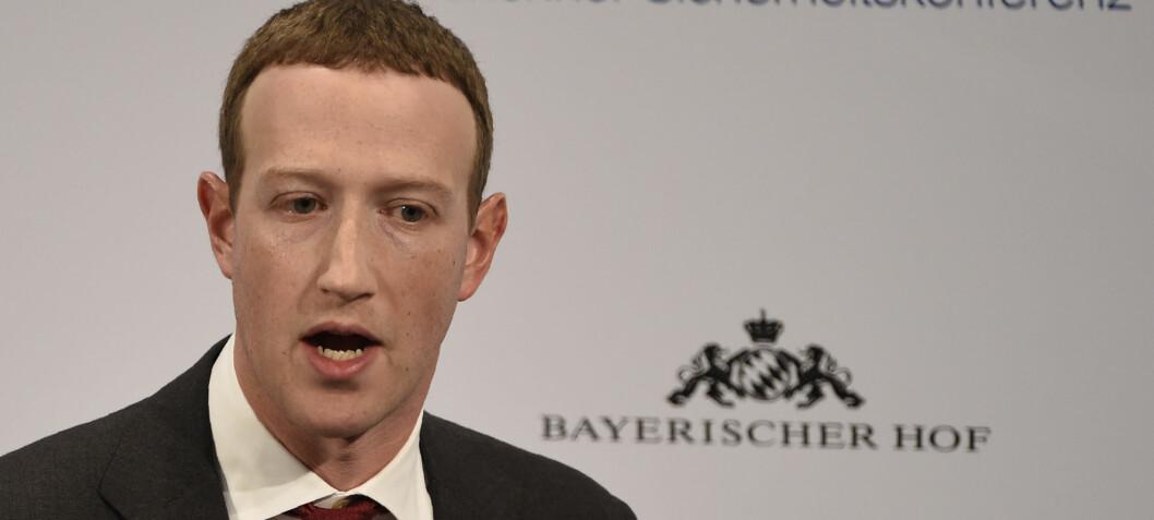 Facebook vil begrense politiske reklamer før amerikansk valg