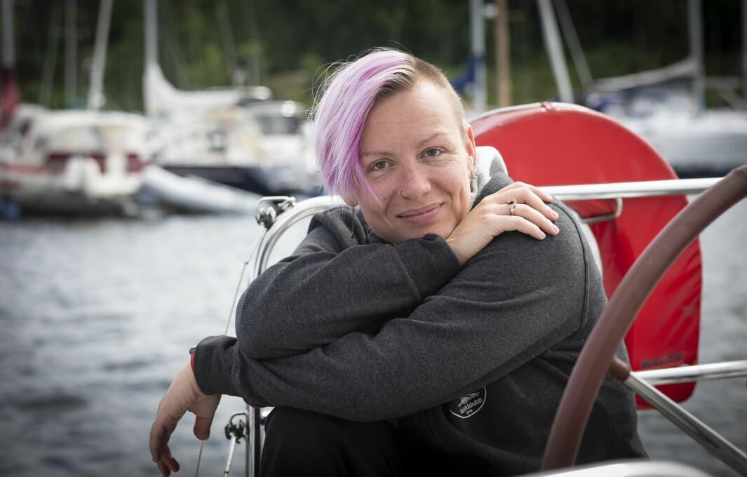 Anita Schjøll Brede i Iris.ai.