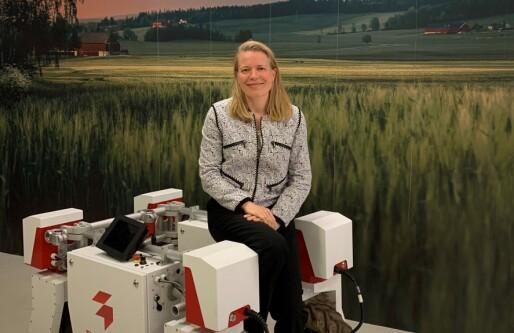Henter Telenor-topp og bonde til robot-selskapet som skal revolusjonere landbruket