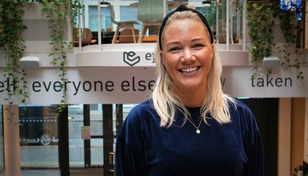 Henriette Sveen er ny daglig leder i Epicenter Oslo.