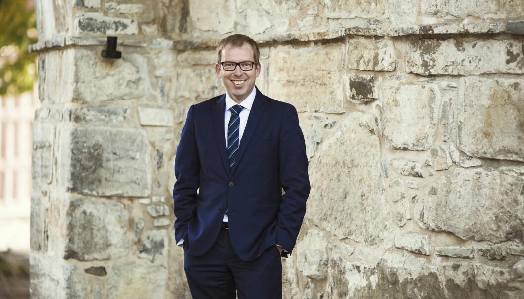Innovasjon Norge-sjef Håkon Haugli kan få mer å rutte med.