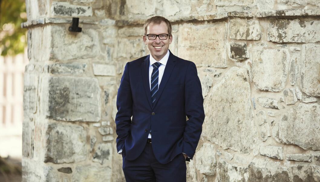 Håkon Haugli i Innovasjon Norge.