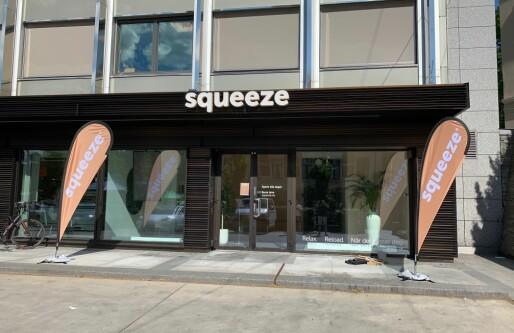 Slik snudde Squeeze fra stengte dører til rekordvekst: Nå utvider massasje-startupen til flere byer