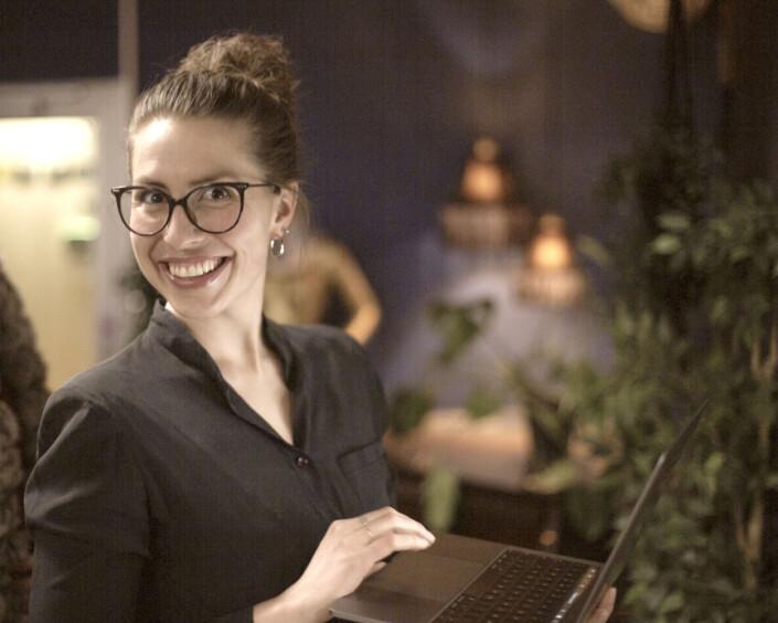 Nina Heir leder Katapult-akseleratoren.