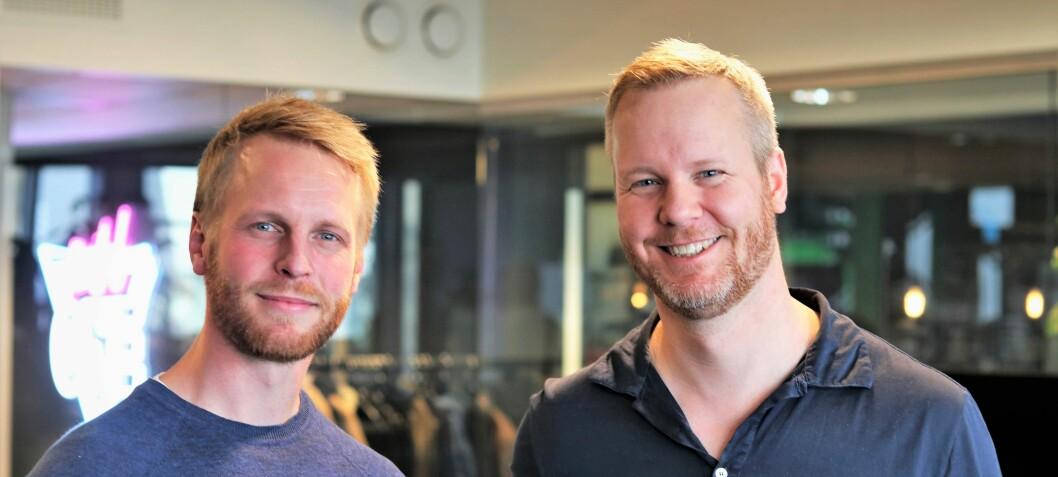Noen av verdens mest prestisjefylte tech-investorer på eiersiden i det nye selskapet til gründer-brødrene Kasin