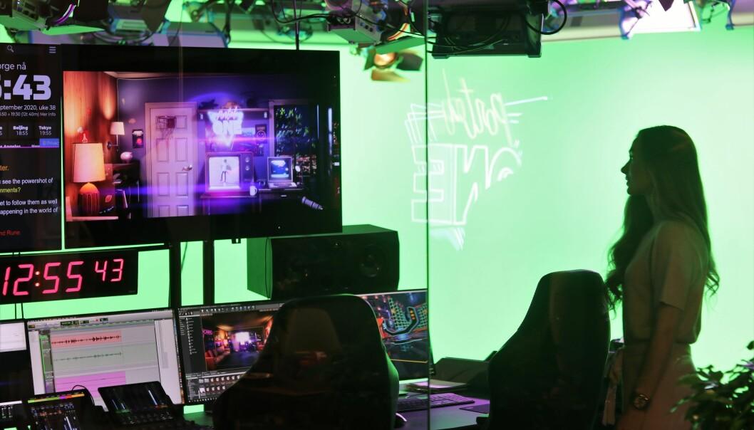 Tre personer, ett spesiallaget kamera og et lite green screen-studio er blant ingrediensene i nysatsingen til Kasin-brødrene.