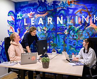 Learnlink henter 6,4 millioner: Etterspørselen tredoblet