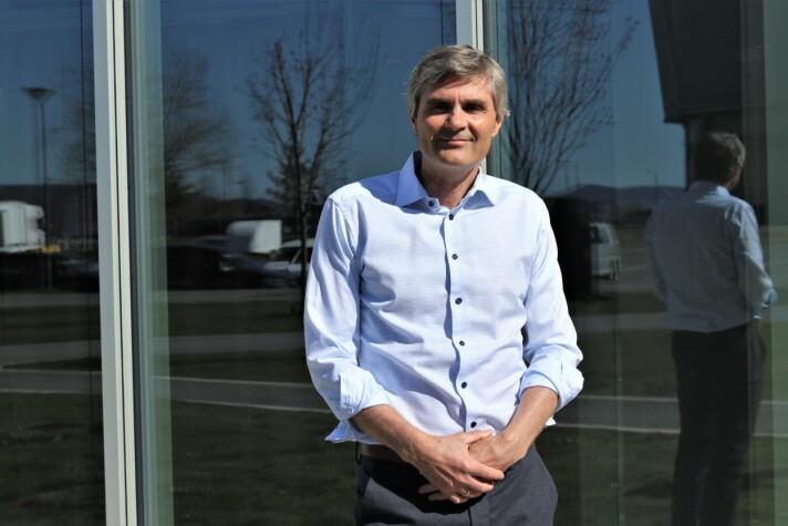 John Markus Lervik er gründer og daglig leder i Aker-kontrollerte Cognite.