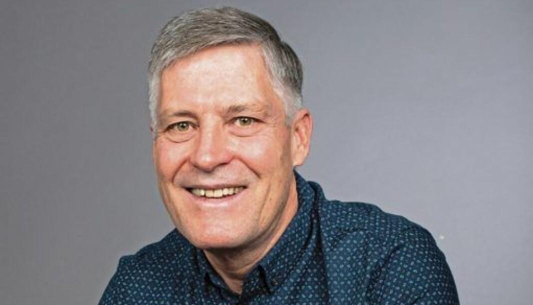 Scott Kerr, konsernsjef i Mintra.