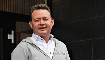 CEO Lars Syse Christiansen i lagerselskapet Wanda.