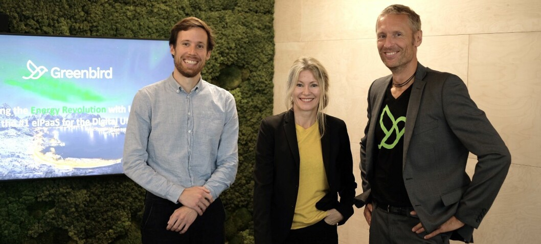 Nysnø med ny investering: Legger millioner i Greenbird sine løsninger for smartere kraftnett