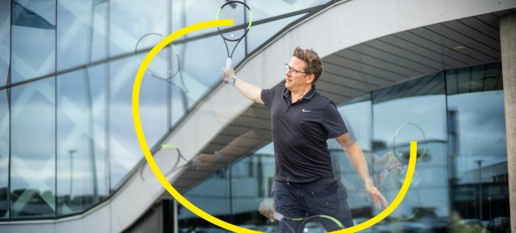Koblet sjakk-teknolog med tennis-appen SevenSix: «Fant ut ting som ingen trener eller spiller klarer å se»