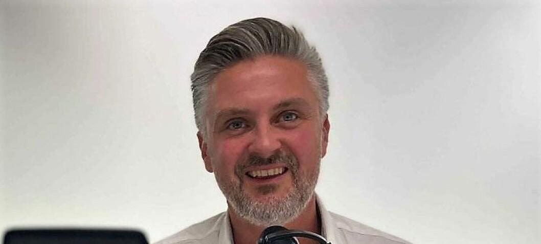 Daniel Döderlein vs Vipps