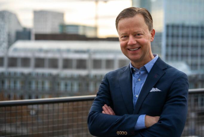 Tom Solstad, konsulent i tyske Simon-Kucher & Partners og i Business Manager i Telenor.