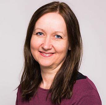 Kristin Over-Rein, gründer og daglig leder av indieforfatterplattformen BoldBooks.