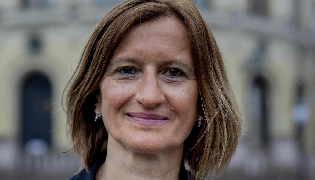 Direktør for Stortinget, Marianne Andreassen  Foto: Cornelius Poppe / NTB